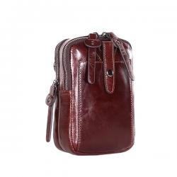 сумка MD 714K-coffe сумка мужская в интернет магазине DESSA