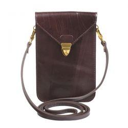 клатч ALEXANDER-TS SW10-Brown сумка женская в интернет магазине DESSA