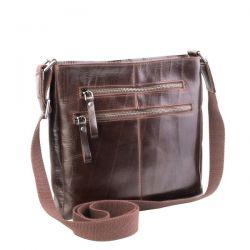 планшет ALEXANDER-TS P0005-Brown сумка мужская в интернет магазине DESSA