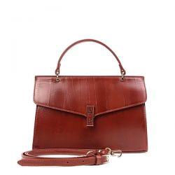 клатч ALEXANDER-TS KB0022-Cognac сумка женская в интернет магазине DESSA