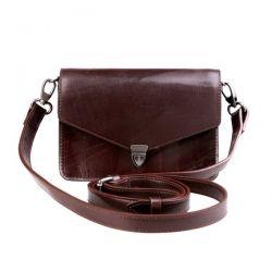 клатч ALEXANDER-TS KB0012-Brown сумка женская в интернет магазине DESSA