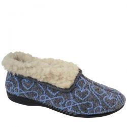 тапки ADANEX 24565 обувь женская в интернет магазине DESSA