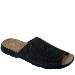тапки.м ADANEX 22799 обувь мужская в интернет магазине DESSA