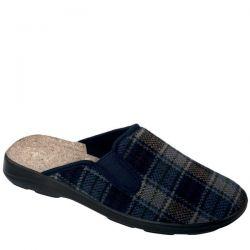 тапки.м ADANEX 18216 обувь мужская в интернет магазине DESSA