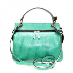 сумка ALEXANDER-TS W0042-Green сумка женская в интернет магазине DESSA