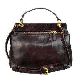 сумка ALEXANDER-TS W0042-Brown сумка женская в интернет магазине DESSA