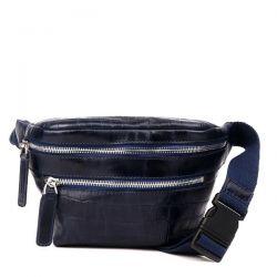 клатч ALEXANDER-TS KB0015-Blue-Croco сумка женская в интернет магазине DESSA
