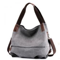 сумка KVKY K2-1373-Gray сумка женская в интернет магазине DESSA