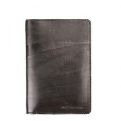 обложка для паспорта ALEXANDER-TS PR006-Black аксессуары в интернет магазине DESSA