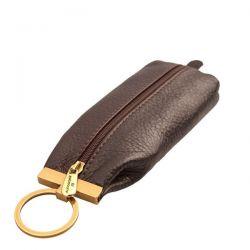 ключница ALEXANDER-TS K-109-Brown-Gold аксессуары в интернет магазине DESSA