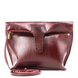 клатч ALEXANDER-TS KB002-Eggplant сумка женская в интернет магазине DESSA