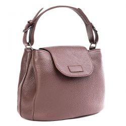 сумка ALEXANDER-TS W0017-Brown-M сумка женская в интернет магазине DESSA